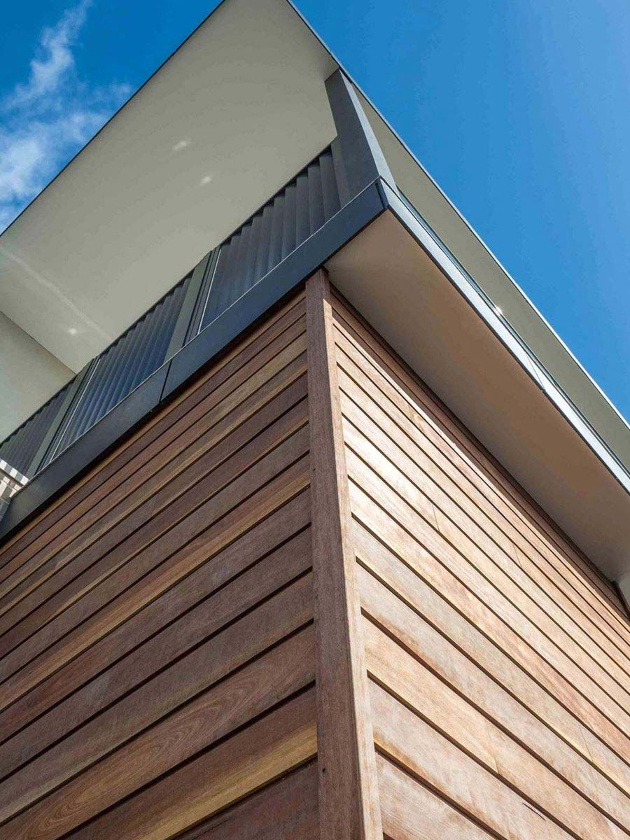 Silver Ash Cladding Everist Timber