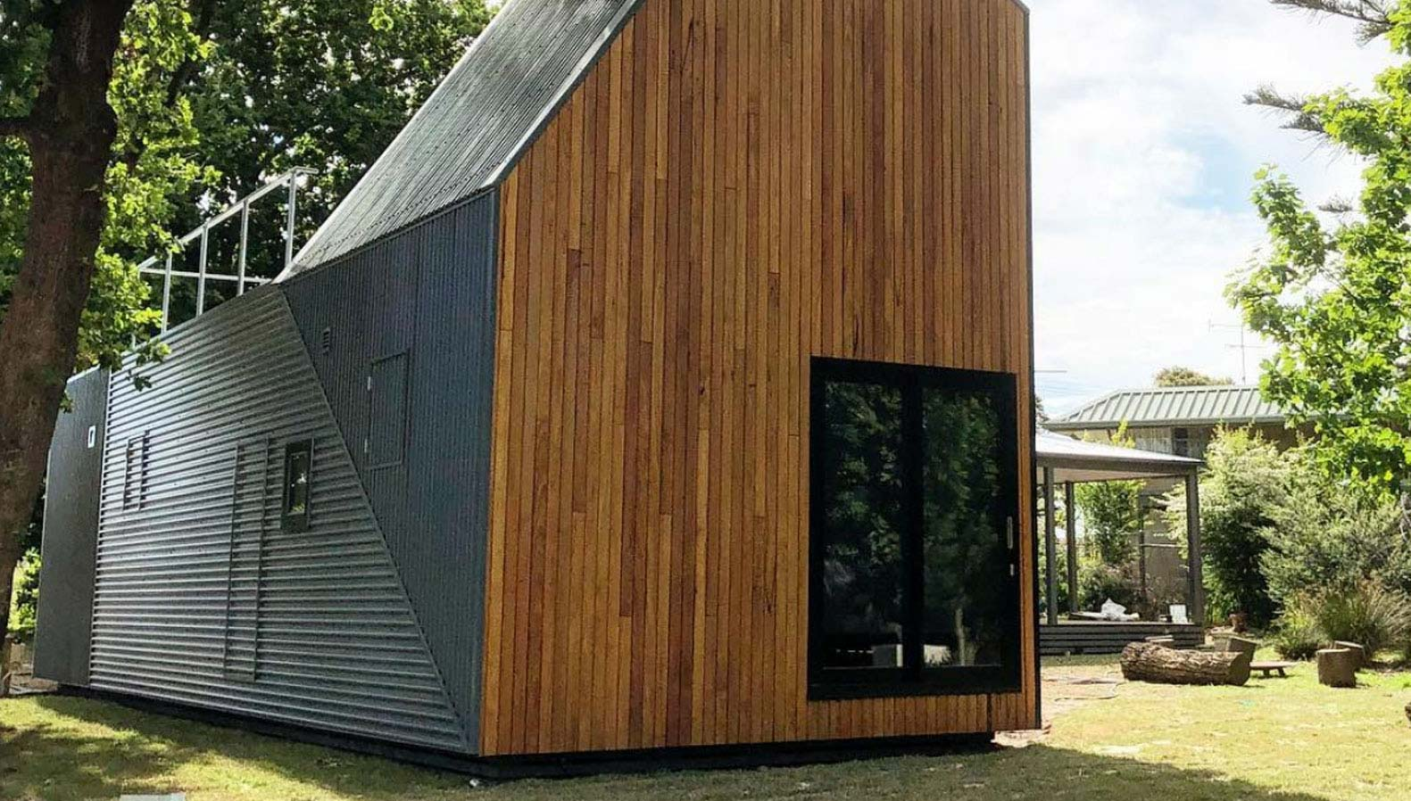 Timber Cladding Melbourne