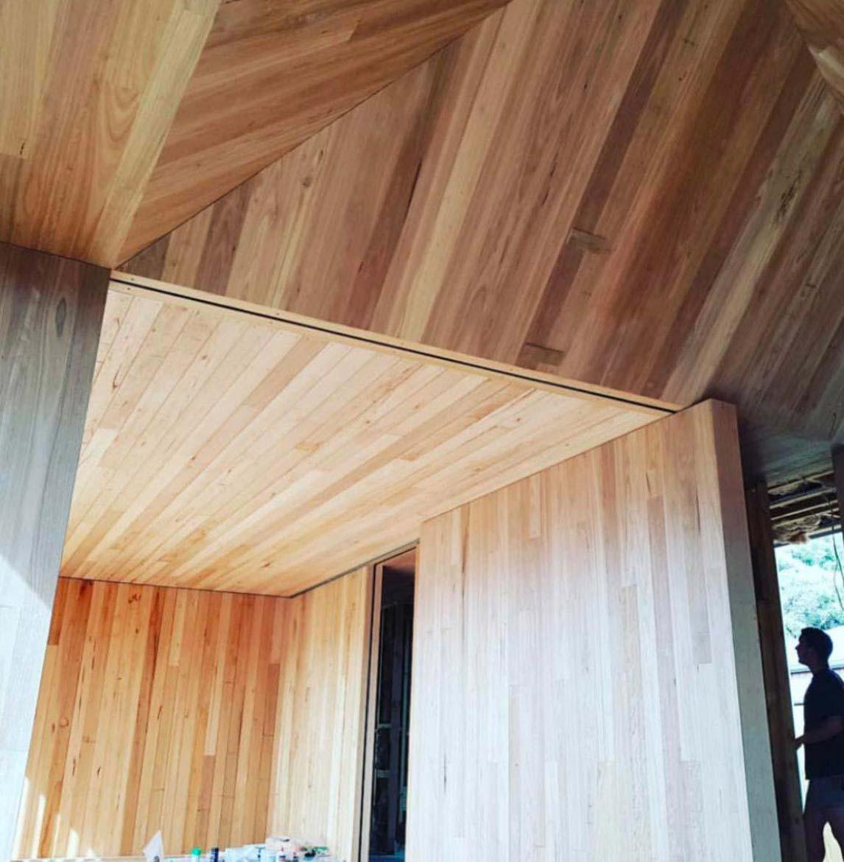 Cedar Lining Boards