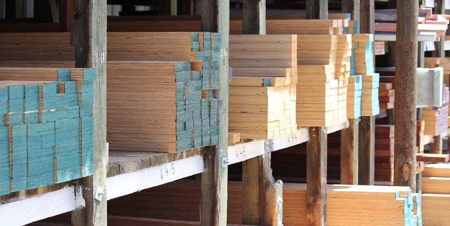 laminated timber beams