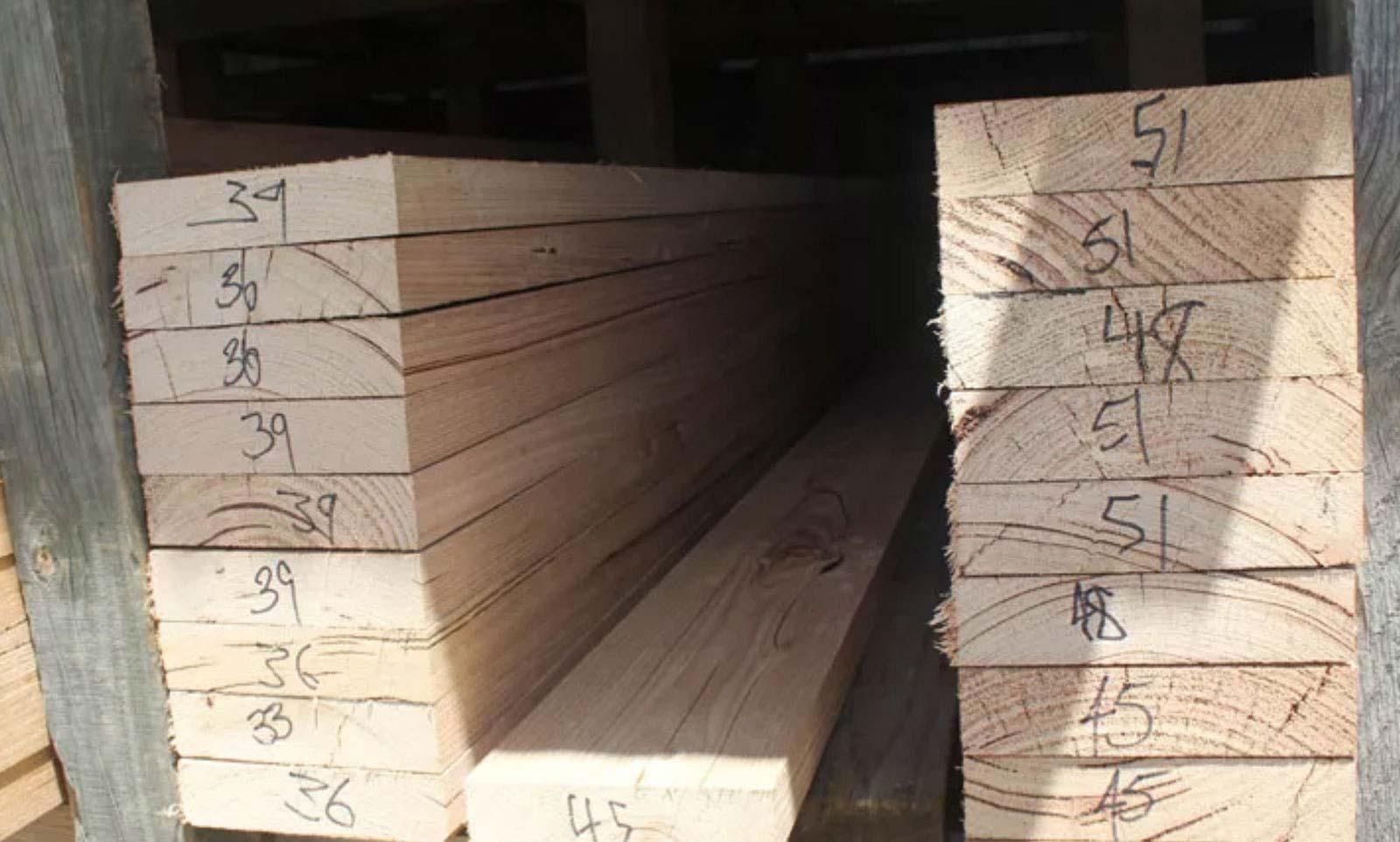 F17 Hardwood Timber