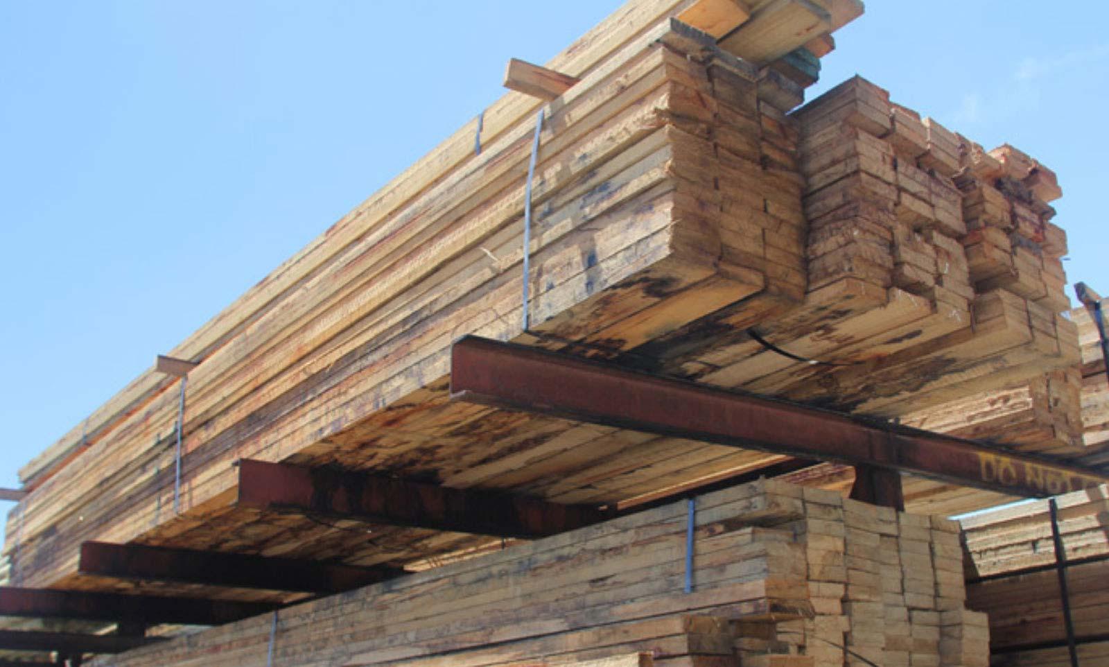 feature hardwood timber