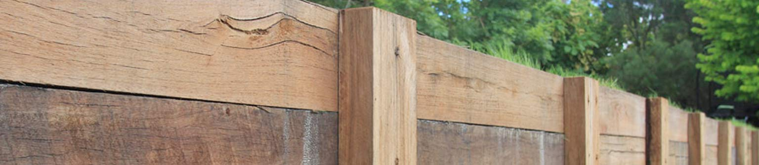 Timber Landscaping