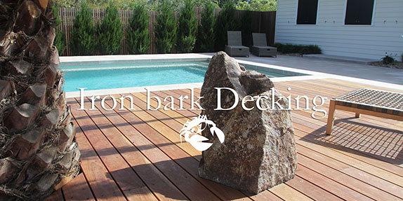 Australian Hardwood Decking Everist Timber