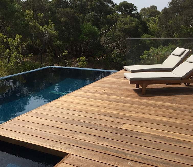 Blackbutt Decking Melbourne