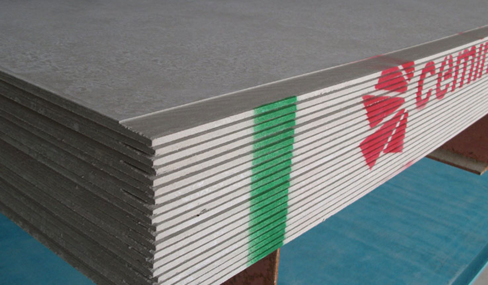 Ceminseal wallboard