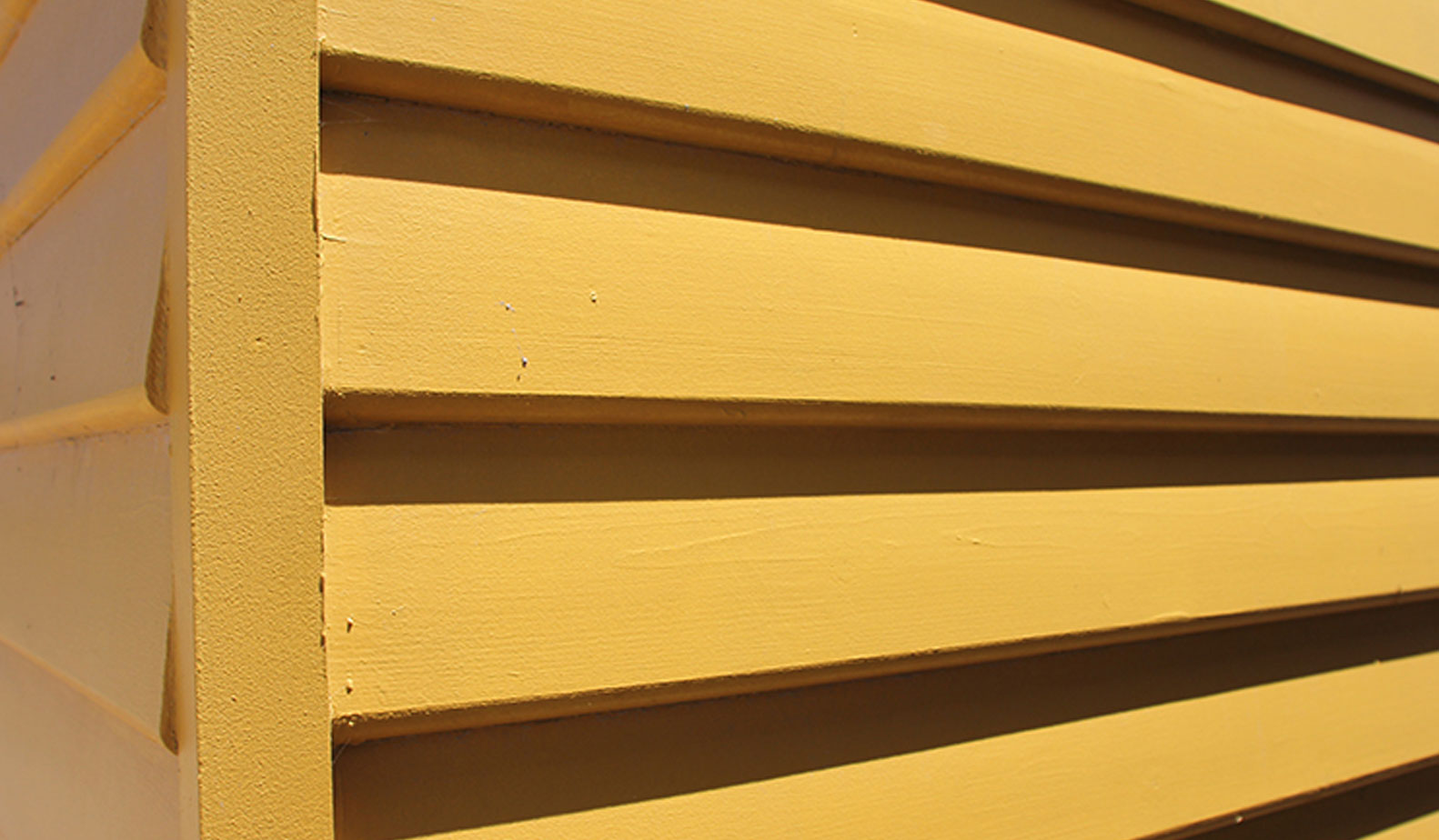 Bull-nose weatherboards
