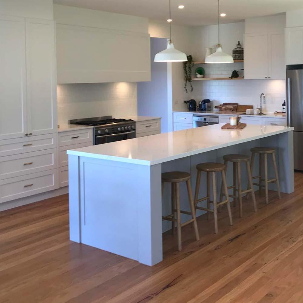 Tasmanian Oak & Victorian Ash Timber Flooring