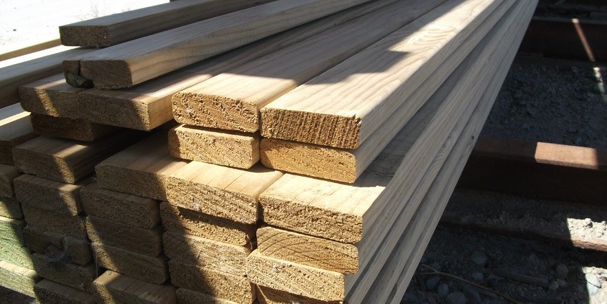 Treated pine decking Melbourne